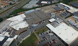 aerial Kewuanee american manufacturing plant