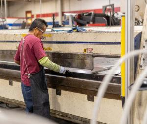 metal bending manufacturing